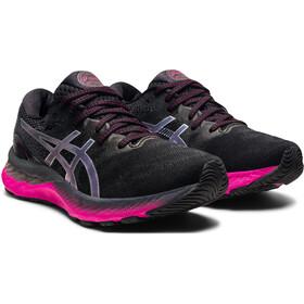 asics Gel-Nimbus 23 Shoes Women black/pure silver